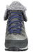 Hi-Tec Kono Espresso i WP Shoes Women Charcoal/Deep Cobalt